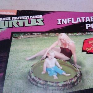 New Mutuant Turtles Inflatable Pool